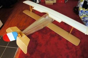Nieuport construction