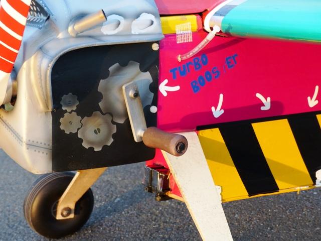 bombecs bomber 007